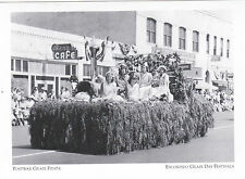 "~Post Card~""The Postwar Grape Fiesta Parade""*Escondido Grape Festivals  (A67-1)"