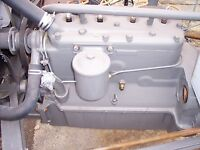 9N 2N Ford Tractor Motor Engine Restored  Rebuilt 9n 2n Remanufactured Engine