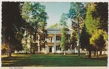 "*Postcard-""The Hermitage"" -Home of President Andrew Jackson.Nashville (#389)"