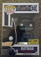 Funko POP! Vinyl Figure MIB DC Super Heroes Arkham Asylum HOT TOPIC BATMAN #52