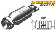 1988-1989 Mercury Tracer 1.6L CARB CATS Magnaflow Direct-Fit Catalytic Converter