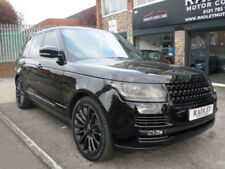 Range Rover Estate 10,000 to 24,999 miles Vehicle Mileage Cars