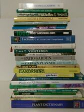 27 Gardening Books: Flowers, Vegetables and Garden Inspiration