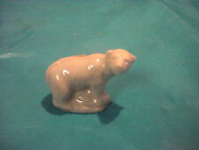 Wade Whimsies Tom Smith 1992-93 Polar Bear From Snow Series.