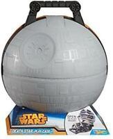 Hot Wheels Star Wars Death Star Starships Portable Playset Displayer