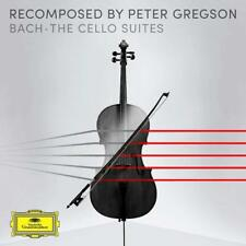 Recomposed by Peter Gregson Bach - The Cello Suites Audio CD