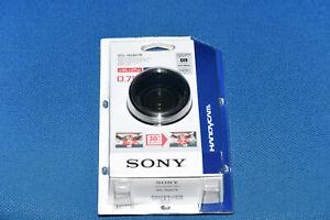 Sony VCL-HGA07B Weitwinkellinse für CX700 HDR-HC9E etc - MwSt