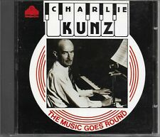 CHARLIE KUNZ -The Music Goes Round- 50 track CD Conifer