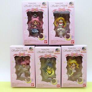 Sailor Moon 3 Twinkle Dolly Charm Minifigure Accessories 5 types complete set
