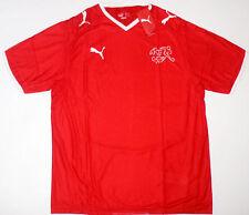 PUMA Switzerland Home Football Shirts (National Teams)