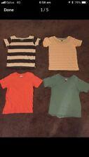 Bonds Pre Worn T-shirts Size 5,6,7