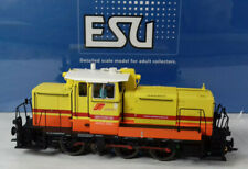 ESU 31420 SERFER Locomotore K242 FS ferrovie in concessione DCC Sound e Fumogeno