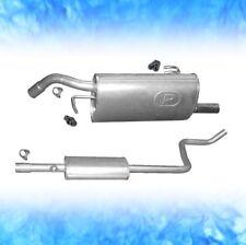 Smart Forfour 1.1 1.3 55 70 KW 2004-2006 Auspuff Auspuffanlage Abgasanlage 0891