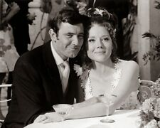 James Bond Wedding Diana Rigg George Lazenby 10x8 Photo