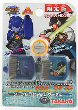 Takara Megaman Exe Beast Pet EX Navi Data Chip Limited