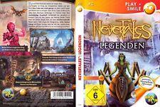 Nevertales: Legenden (PC, 2016, DVD-Box)