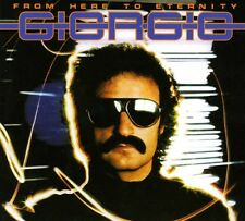 From Here To Eternity - Giorgio Moroder (2013, CD NIEUW)