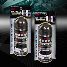 2 X VANS 130ML Tail/Bumper/Corner/Head Lamp Smoke Lens Paint Spray Universal 1