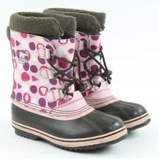 Sorel Yoot Pac Waterproof Rain Snow Boots NY1814-635 Youth Big Girls Size 6