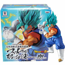 Figura Vegetto God Blue Final Kamehameha Dragon ball Original Dragonball Japon