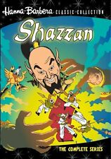 SHAZZAN : THE COMPLETE SERIES (2 disc) 1967  Region Free DVD - Sealed
