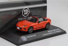 Mazda MX-5 2013 1/43 Triple9 (red)