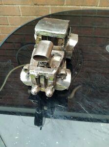 Scrap Steel Art Ford Pop Dragster