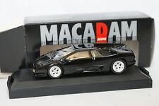 Macadam 1/43 - Lamborghini Diablo Noire