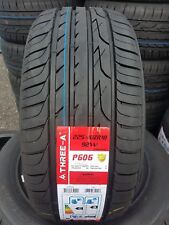 £45 fitted 225 40 18 92W XL THREE-A P606 brand new tyre 2254018 225.40.18
