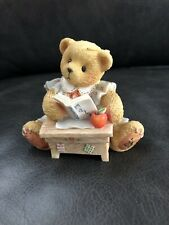 """Cherished Teddies Linda """"ABC and 1-2-3, You're A Friend To Me!""""  #156426"""