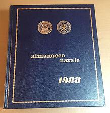 ISTITUTO IDROGEOGRAFICO DELLA MARINA - ALMANACCO NAVALE 1963 - 1988