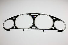 91-98 BMW E36 Real Carbon Fiber Cluster Dashboard Dial Gauge Bezel Trim 3 SERIES