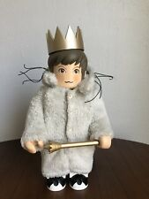 MEDICOM TOY KUBRICK 400% Where the Wild Things Are Max In White Wold Costume