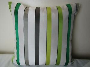 Designers Guild Fabric Ventaglio Lime Cushion Cover / Pillow