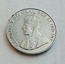 Canada 1923 5 Cents High Grade EF+ C|5431