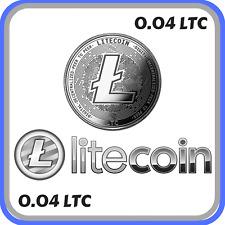 0.04 Litecoin(LTC) Crypto Mining-Contract (0.04 LTC)
