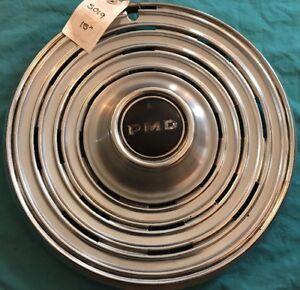 """1969 PONTIAC PMD Hubcap WheelCover Cover 15"""" Cap Bonneville Vintage 5019 OEM"""