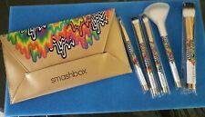 Smashbox 6 Pc Holidaze Artist Brush Set $128 Value! New