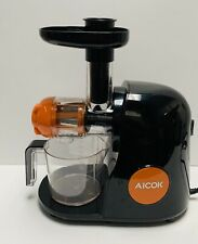 Aicok Masticating Juicers For Sale Ebay