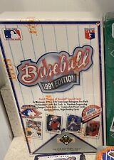 1991 Upper Deck Baseball Cards Unopened Wax Box Factory Sealed - Find the Nolan