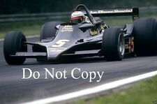 Mario Andretti JPS Lotus 79 F1 Season 1978 Photograph 1