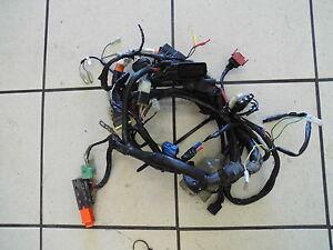 WB1 Honda CBF 600 PC38 ABS Cablaggio Wiring Cablaggio 32100-MER-D201