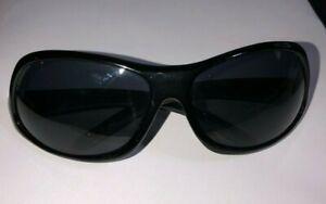 Womens GUCCI Black Frame Sunglasses YD-060 Italian Design NWOT Demo Glass CLEAN