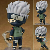 Naruto Hatake Kakashi Nendoroid PVC Action Figure Collectible Toy PVC Model 10cm