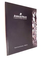 Horlorgerie/  Catalogue de Montres 2011 Collections Audemars Piguet