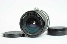 [Mint] Nikon Ai Nikkor 24mm f/2.8 from Japan #166