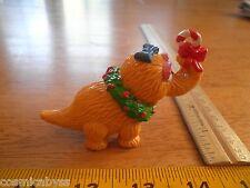 The Muppets Snuffleupagus Applause Christmas PVC candy cane wreath