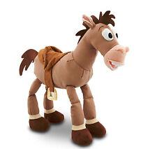 "DISNEY Figure Toy Story 3 Woody Horse Plush Toy 17"" Stuffed Doll US Shipped"