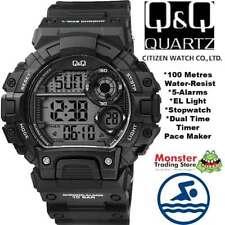 Q&Q Men's Digital Wristwatches with Alarm