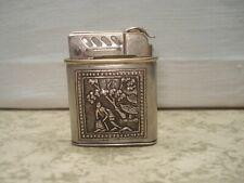 Briquet Feudor Décor Extrême Orient Vintage Lighter